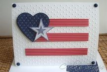 P C - Cards - Patriotic / by Betty Grandt