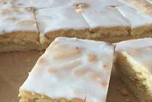 Milch und Mehl, Safran macht den Kuchen gel
