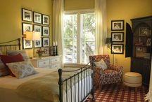 home - bedroom / by Genevieve Duxbury