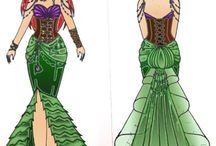Mermaids & Ursula