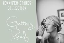 Jennifer Brides : Bride Getting Ready / A selection of images from Jennifer's Brides getting ready