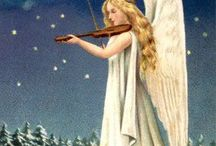 angels / by Robbie See