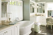 Bathroom / by Jennifer Crotty Holmes - Dear Lillie