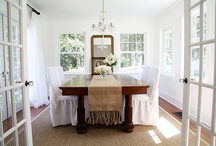 Dining Rooms / by Leanne Heaxt