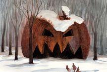 Spooky Art I Like / by Barbara Blomer