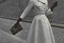 Vintage princess coats