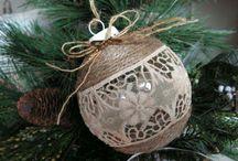 baňky vánoční