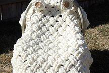 Chrochet/knitting/sewing, must try!