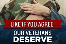 Love to our Veterans