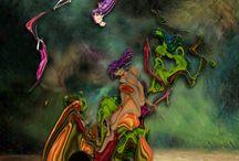 GIOACCHINO AMODEO / Pittore Scultore surrealista