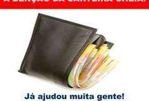 bênção da carteira cheia