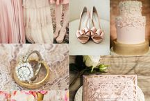 SHADES OF PINK   Wedding Ideas