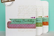 Paper Crafty - Note Cards