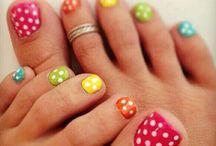 Pedicure manicure ideas