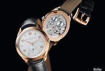 Bonitos Até de Costas / Nem tudo está no mostrador: alguns relógios são tão bonitos de frente quanto de costas. Veja nossa seleção e comprove esse fato!