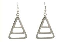 Stainless Steel Earrings / Stainless Steel Earrings From Gemologica (Online at Gemologica.com)