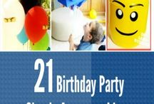Leo's 4th birthday party
