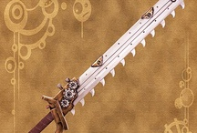 Sword Steampunk