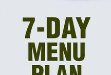 5 day clean eating menu