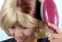 doğal saç rengi için