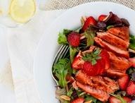Salads / by Jessica Autery