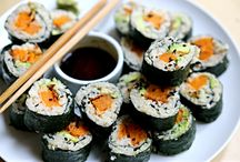 Vegiee sushi