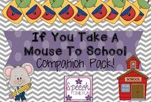 Book companions / Book companions for children's books