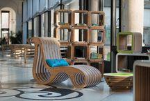 Pappmöbel   Cardbord Furniture
