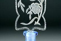 Beauty Czech Glass