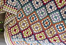 Crochet Blankets & Squares