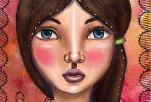 Online Procreate Painting Classes