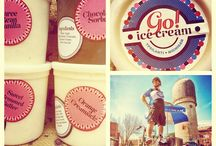 Local Ice cream of SE Michigan / Artisan ice cream from SE Michigan is sold on farms, in parlors, from food trucks and in grocery stores.