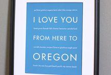 Oregon / by B E