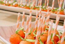 {Little Pumpkin Birthday Party}