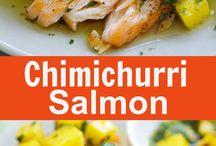 Crazy Over Salmon ❤️