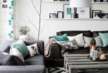 Living room ideas / Interior living rooms