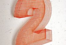 3D Typography / Research for Graphic Design - Brief 2