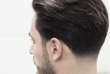 Tapered Fade.