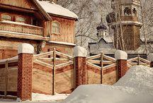 Russland/Sibirien / by Dagmar Menard