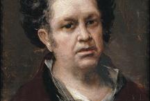 Francisco José de Goya y Lucientes-Φρανθίσκο Γκόγια / Ο Φρανθίσκο Γκόγια (Francisco José de Goya y Lucientes, 30 Μαρτίου 1746 – 16 Απριλίου 1828) ήταν Ισπανός ζωγράφος και χαράκτης. Υπήρξε ζωγράφος της βασιλικής αυλής της Ισπανίας, προσφέροντας τις υπηρεσίες του σε τρεις γενιές μοναρχών και θεωρείται ο σπουδαιότερος Ισπανός καλλιτέχνης, από τα τέλη του 18ου αιώνα μέχρι τις αρχές του 19ου.
