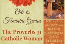 Catholic Womanhood