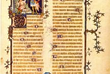 Medieval Books... / being books and illumination that appeal.