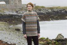 knitting with plantdyed yarn