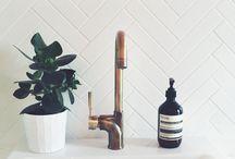 Tiles for pool bathroom