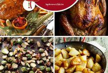 Holidays recipes
