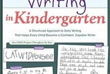 Writing Resources K-2 / This board has teacher writing resource books for grades K-2
