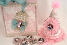 Marie Antoinette / pretty up your Wedding with these fancy French inspired ideas