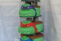 Ninja turtle parties / Ninja turtle party ideas