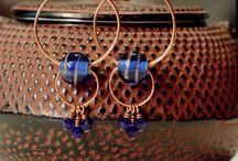 earrings creation