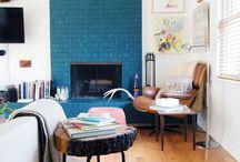 Living Room/Dining Room / by Elle Hart